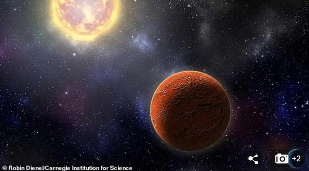"""此次发现的这颗系外行星编号HD 21749b,被归入所谓""""亚海王星""""类系外行星,意思是其质量相比天王星或海王星要更小一些。它围绕恒星公转的周期大约是36天,使其成为TESS迄今发现的所有系外行星中公转周期最长的一颗,而其质量则大约是地球的23倍。"""