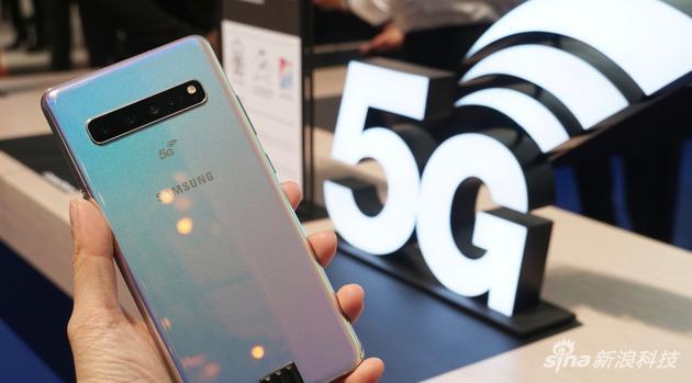 三星S10 5G版在韩国颇受欢迎
