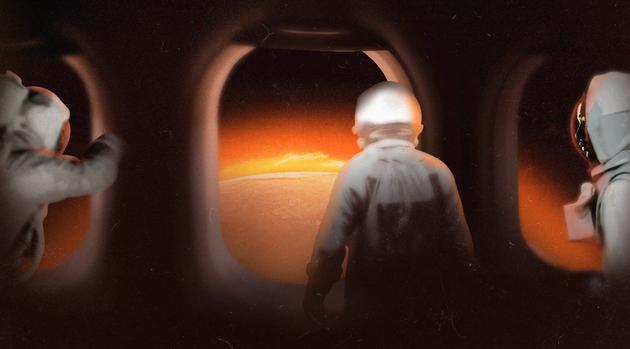 马斯克计划在2050年之前把100万人送上火星
