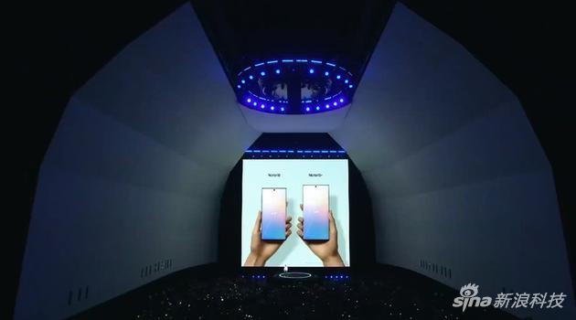 Note系列推出8年后第一次同时推出两款手机