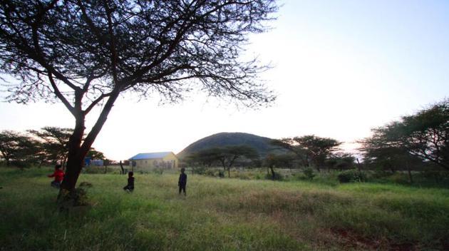 马萨比特拥有肯尼亚1%的人口和7%的骆驼