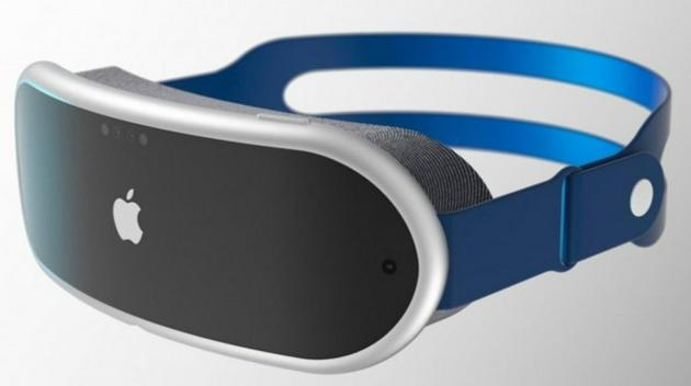 苹果眼镜界面将让用户顺利地选择新的AR场景和设置