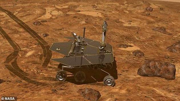 """NASA无奈:""""机遇号""""火星车或将永久失联被放弃"""