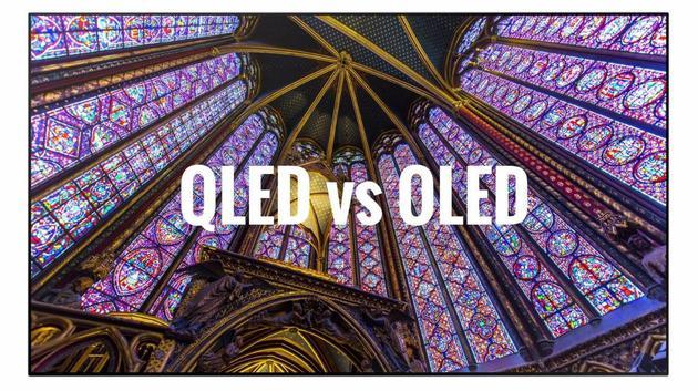 OLED和QLED的碰撞