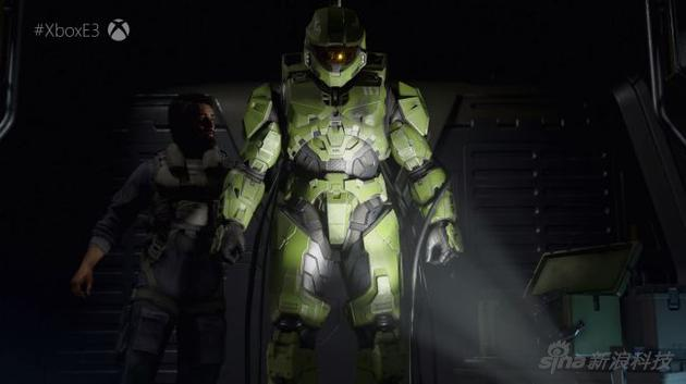 游戏halo几乎是Xbox