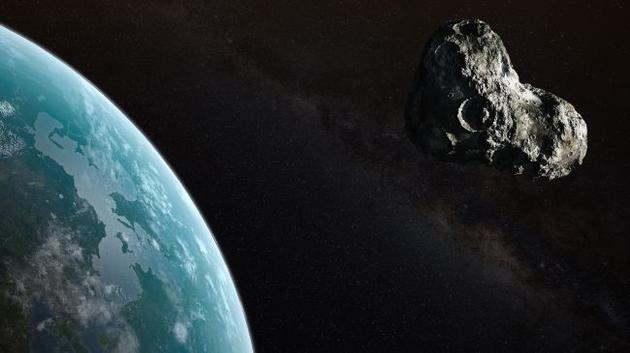 2019年8月10日,小行星2006 QQ23将会近距离飞掠我们的星球,但它不会构成威胁