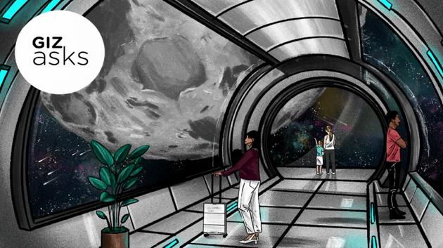 普通人什么时候能去月球旅行?