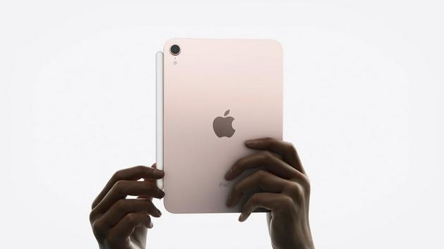 蘋果發布新一代iPad mini:全面屏設計 支持5G 售價499美元