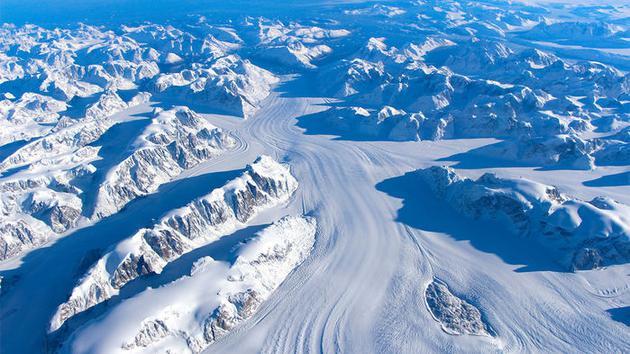 """科学家研究表明,""""雪球地球""""仅在几千年时间内形成,这一时间在地质学上相当于一场寒流。"""