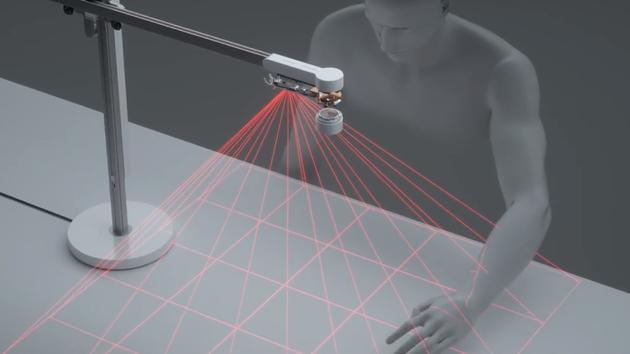 自动人体检测