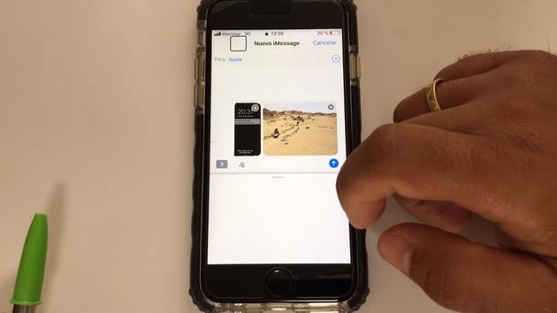 苹果iOS新漏洞:锁屏下利用VoiceOver可向他人发照片