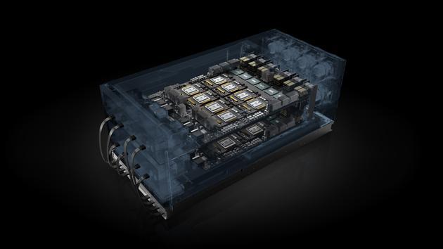 英伟达公布HGX-2应用进展 合作方有百度甲骨文