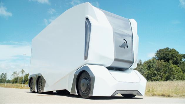 瑞典1月将颁发全球首辆电动自动驾驶卡车商业许可证