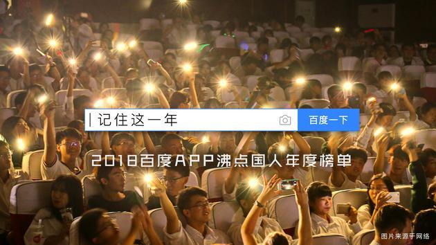 <b>百度发布2018沸点搜索榜单:金庸、刘强东、skr等上榜</b>