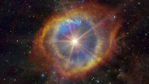 星云通常也是恒星形成的区域