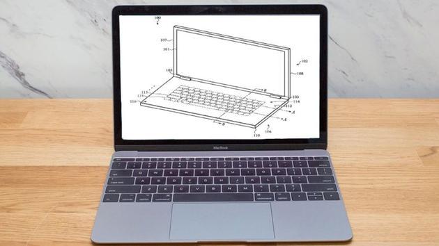 苹果获新专利 或为MacBook开发玻璃薄膜键盘