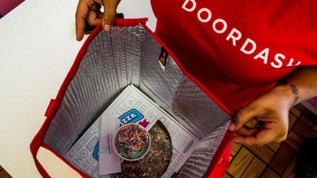 配送创企DoorDash融资5亿美元:估值将超60亿美元 淡马锡领投