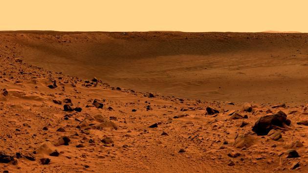 """""""洞察号""""证明火星存在大型地下水系统,人类希望移民火星的梦想似乎在越走越近"""