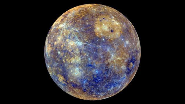 虽然在轨道运行时金星是最接近地球的行星,但是水星却是与地球保持最近距离时间最长的行星。