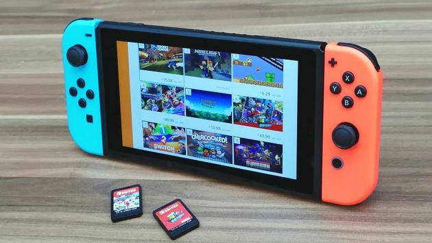 任天堂将推出两款新Switch 或取消手柄震动等功能