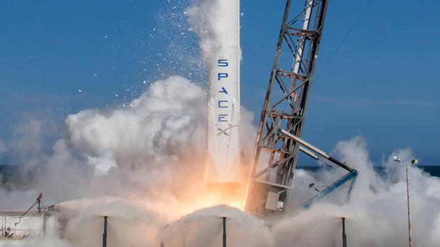 SpaceX起诉美国空军 授予合同没有考虑马斯克