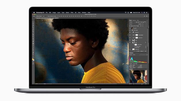 苹果将升级MacBook Pro 配备第八代和第九代英特尔处理器