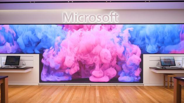 微软将在欧洲开设第一家零售店 将主推Surface电脑和平板