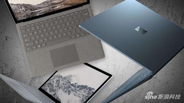 Surface Laptop将新增15英寸版本