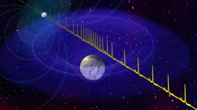 科学家发现有史以来最大质量的中子星