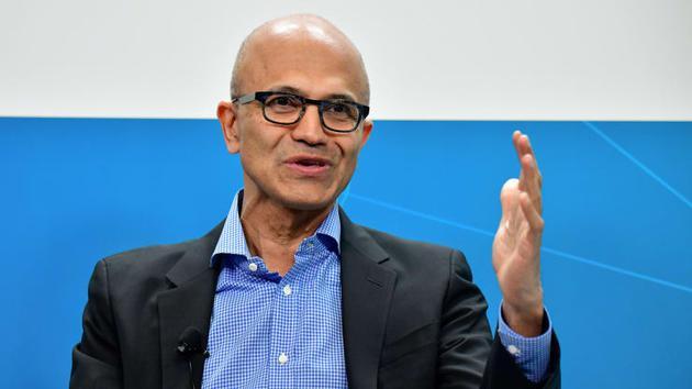 微软将投入400亿美元回购股票 季度股息将调高5美分