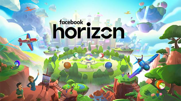 Facebook Horizon社交VR世界将于...