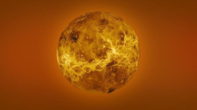 金星表面的温度高达470摄氏度,意味着传统电子设备的使用时间不会超过几个小时