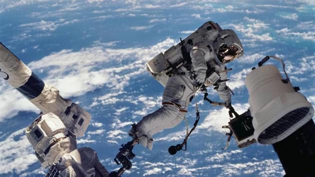 想找火星任務的候選人,不妨從在國際空間站上工作的宇航員們入手
