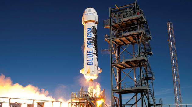 """亚马逊旗下""""蓝色起源""""公司2016年发射火箭"""