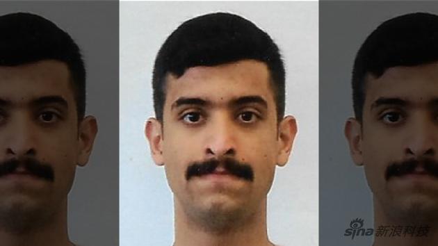 沙特枪手阿尔沙姆拉尼