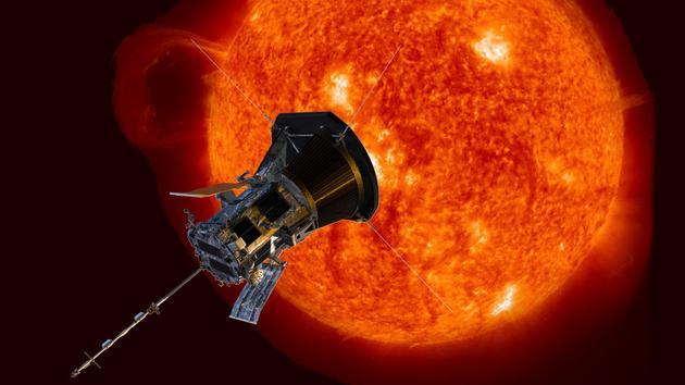 美国国家航空航天局的帕克太阳探测器将为我们提供太阳活动的新数据,并帮助预测影响地球的重要太空天气事件