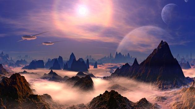 一项新研究假设地球生命在一定程度上代表了宇宙中普遍的生命演化方式,认为智慧生命诞生于一颗与恒星距离适当的岩石行星上,经历大约50亿年的演化过程