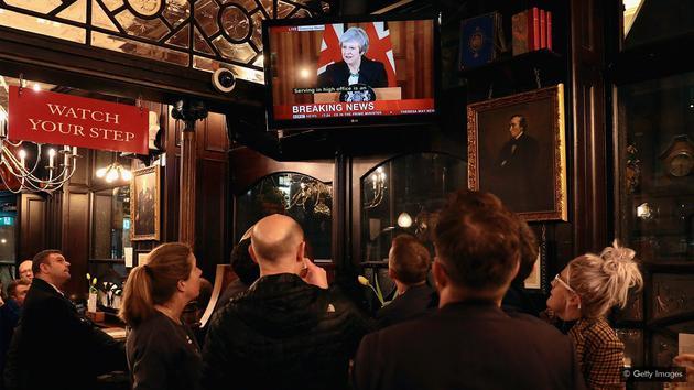 英国对脱欧公投的强烈情绪可能影响了人们对关键事件结果的预测