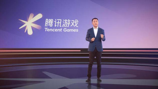 腾讯公司初级副总裁马晓轶