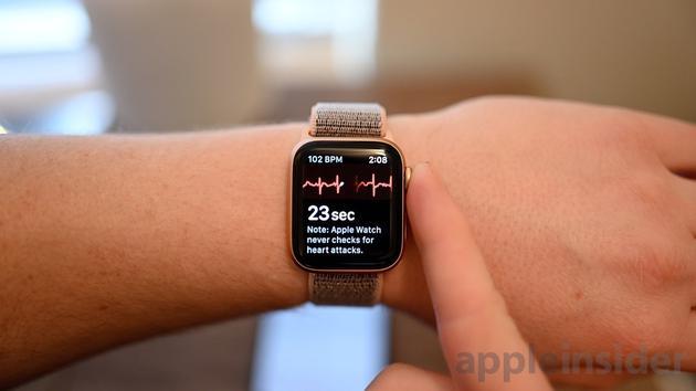 用户发文感谢Apple Watch检测出心脏病 库克回复:激励我们前行