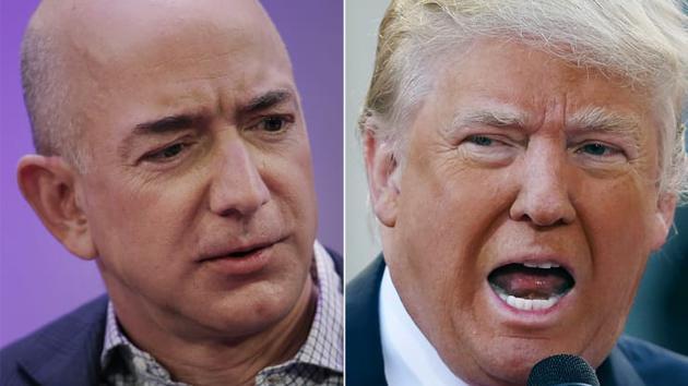 特朗普再批亚马逊:导致美国邮政局巨额亏损