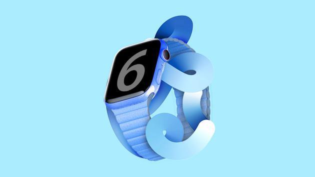 Apple Watch Series 6或有藍色版本