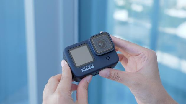 GoPro第九代运动相机—GoPro HERO9 Black发布  支持拍摄5K视频