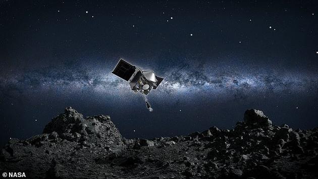 NASA的OSIRIS-REx探测器即将登陆小行星并采样