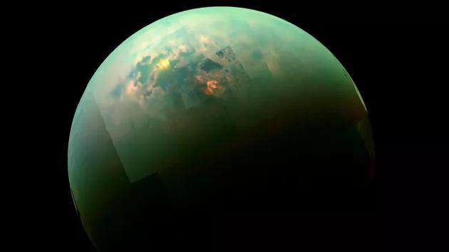 土卫六上的海洋