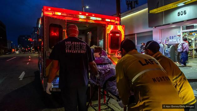 城市中的应急响应速度往往更快,医疗服务也更好。