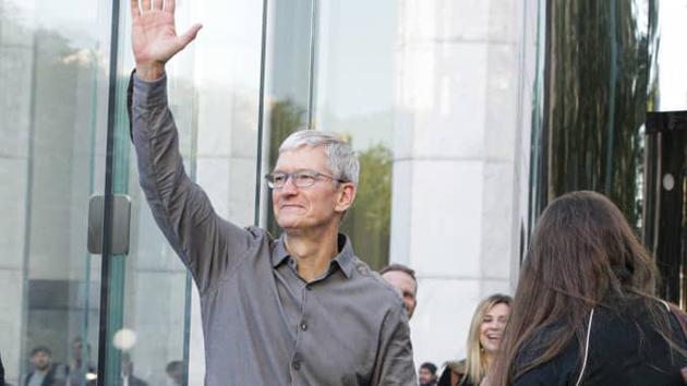 苹果股东大会:库克任期股东回报率达867% 股东批准薪资奖励计划