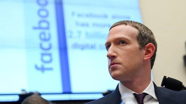 Facebook四大社交服务今晨瘫痪一小时服务-社交