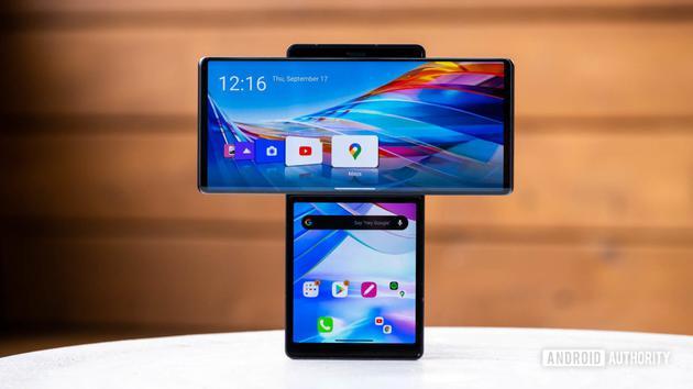 LG决定退出智能手机市场