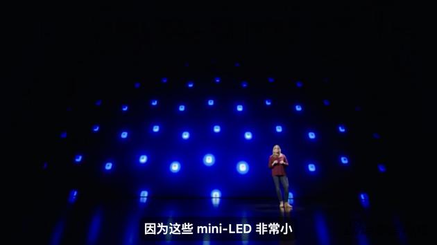 mini-LED是屏幕提升的关键